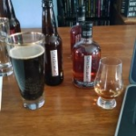 stout beer whiskey