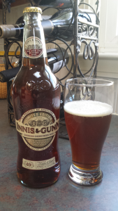 Innis & Gunn scotch ale beer limited edition