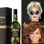 Lady Gaga Rihanna Whiskey