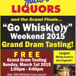 Grand Dram Whiskey Event